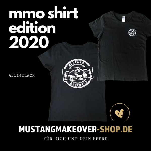 T-Shirt MUSTANG MAKEOVER Edition 2020
