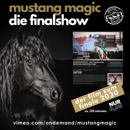 MUSTANG MAGIC - Die Finalshow des MUSTANG MAKEOVER 2020